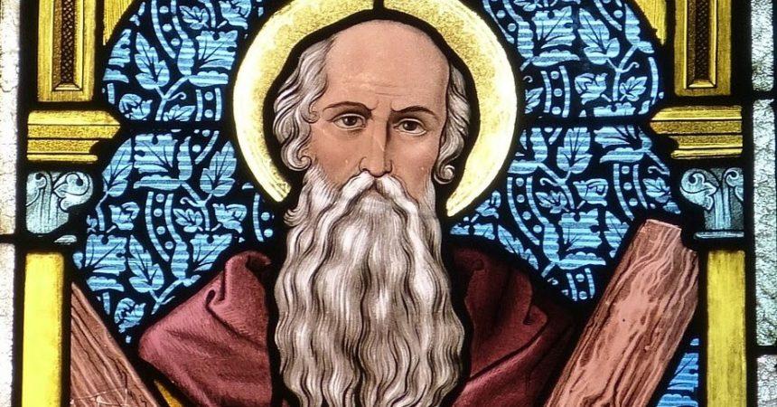 Sveti Andrija apostol prvi kojeg je Gospodin pozvao na evanđelje