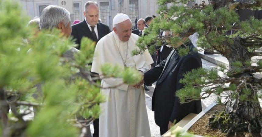 Papa Franjo: Duh Sveti je protagonist poslanja Crkve