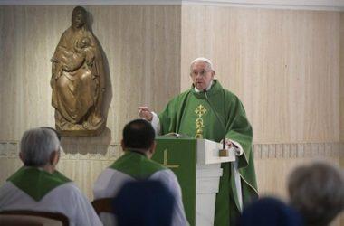 Papa Franjo: Odbiti spasenje je grijeh koji nudi Gospodin