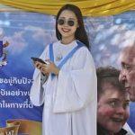 Papa Franjo mladima u Bangkoku: Sretno srce ukorijenjeno je u Kristu