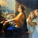 Sveta Cecilija, zaštitnica glazbenika i pjesnika