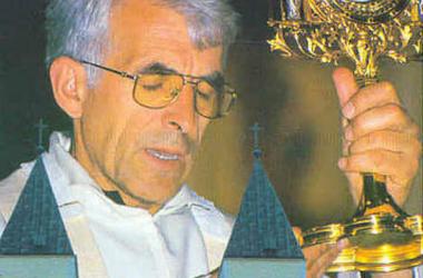 24.11.2000. – Fra Slavkov rođendan u Nebu