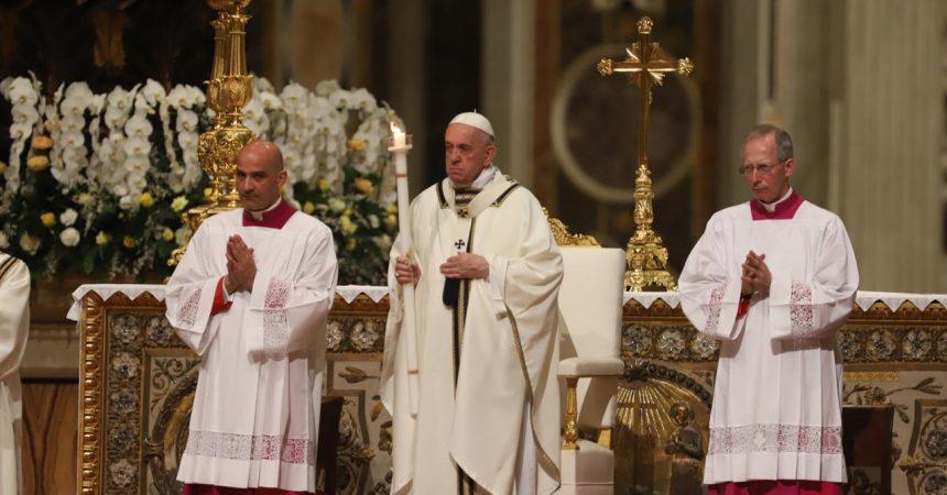 Papa Franjo: Uskrsnuće je smisao i svrha života