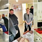 Predsjednica Kolinda Grabar-Kitarović volontirala u Pučkoj kuhinji na Svetom Duhu