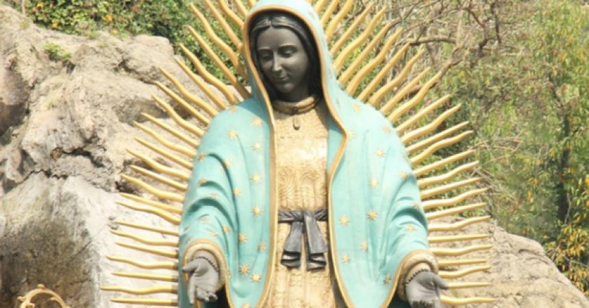 Plašt Gospe od Guadalupe stigao u Hrvatsku zahvaljujući njegovom čuvaru p. Marku Glogoviću