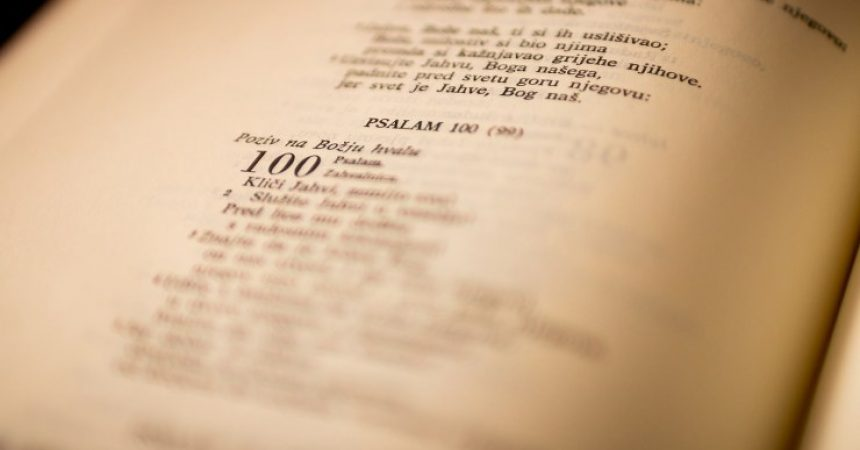 Biblijski citati kao pomoć kod nesanice