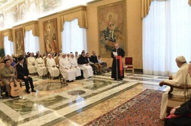 Papa: Širite kulturu milosrđa u svijetu kojemu je ono potrebno svima
