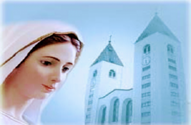 Gospina poruka preko Marije Pavlović-Lunetti, žudi te za mirom koji daje Gospodin