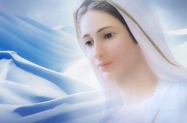 Majka koja vas majčinskim pogledom blagoslivlja   Gospina poruka, 2. prosinca 2019.