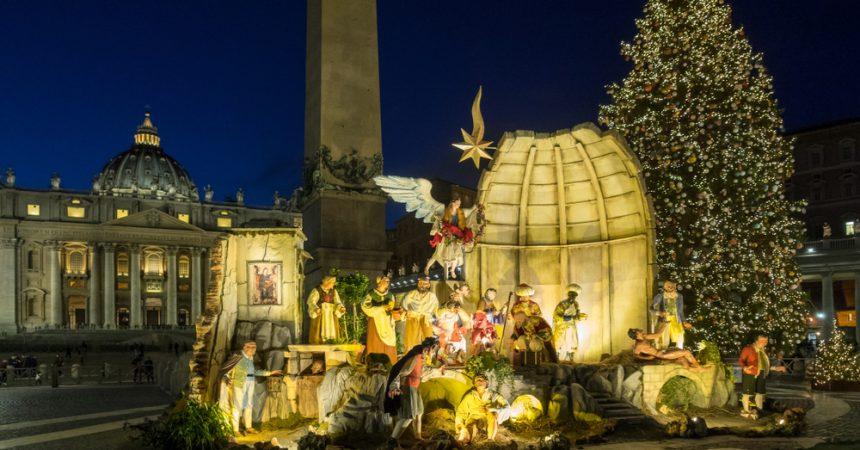'Očaravajuća slika' – Papa napisao apostolsko pismo o važnosti božićnih jaslica