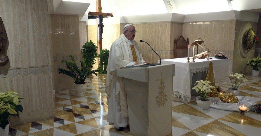 Papa: Laže tko kaže da voli Boga, a ne voli svoga brata