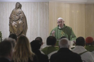 Papa: Neka naš stil života i način prosuđivanja drugih bude potpuno kršćanski