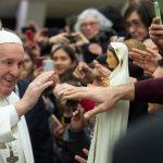 Papa: Iako proganjana i pogrešno shvaćena, Crkva se nikada ne umara prihvaćati