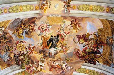 Stigmatizirana vidjelica Catalina vidjela što se događa za vrijeme svete Mise!