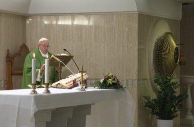 Papa Franjo: Bog zbog nas plače kada se udaljimo od Njega