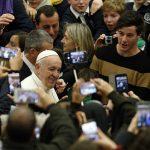 Papa: Slobodan je onaj tko ima moć poniznosti, služenja i bratstva