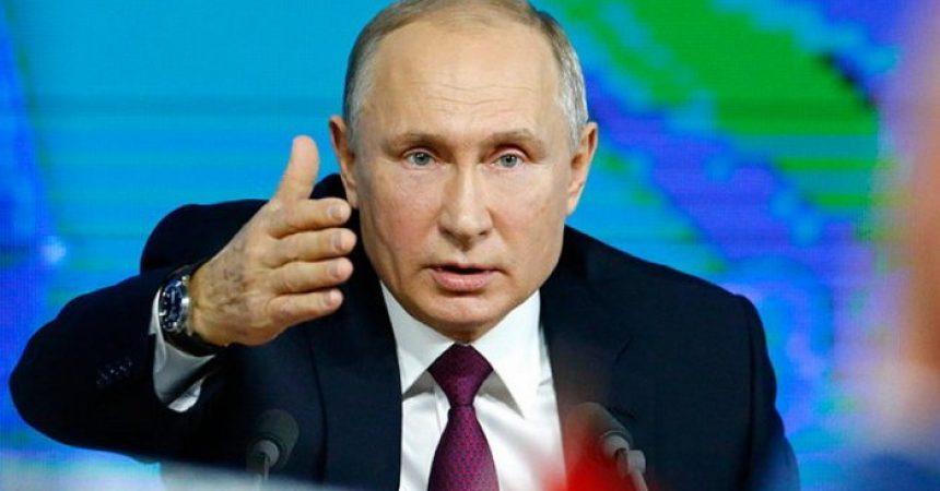 Putin: Dok sam ja na vlasti neće biti istospolnih brakova