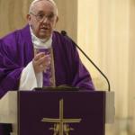 Papa potaknuo na molitvu Gospodinu da nam pomogne pobijediti strah