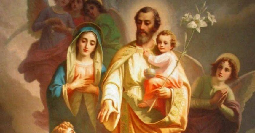 19. ožujka – Sveti Josip, zaručnik Blažene Djevice Marije