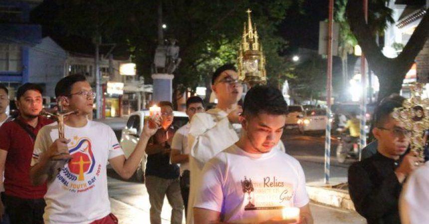 """FILIPINI CENTAR """"BL.IVAN MERZ"""" ORGANIZIRAO PRVU POKORNIČKU PROCESIJU ZA PRESTANAK EPIDEMIJE IZAZVANE KORONA VIRUSOM"""