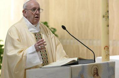 Papa Franjo: Molimo Gospodina za svijest o pripadnosti narodu