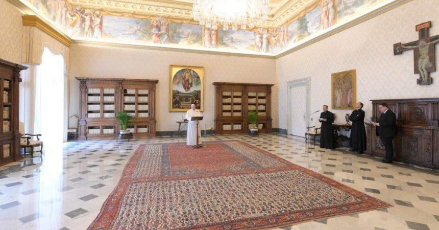 Papa: Stvoreni smo za nebo i vječni život