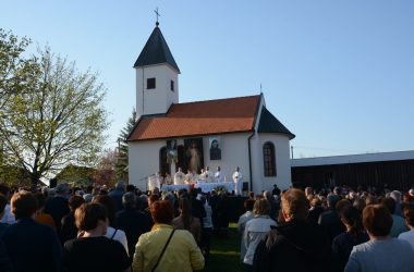 Prvo i jedino svetište Božjega milosrđa u Hrvatskoj slavi 10 godina – priređuju poseban duhovni program svi ste dobro došli