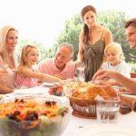 Važnost zajedničkog obiteljskog obroka