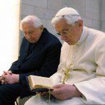 Preminuo  Georg Ratzinger brat od pape Bendikta XVI.