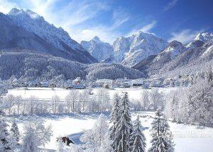 Kranjska Gora, Slovenija