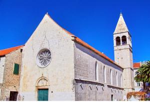 ( Foto: Trogir: Crkva sv. Dominika)